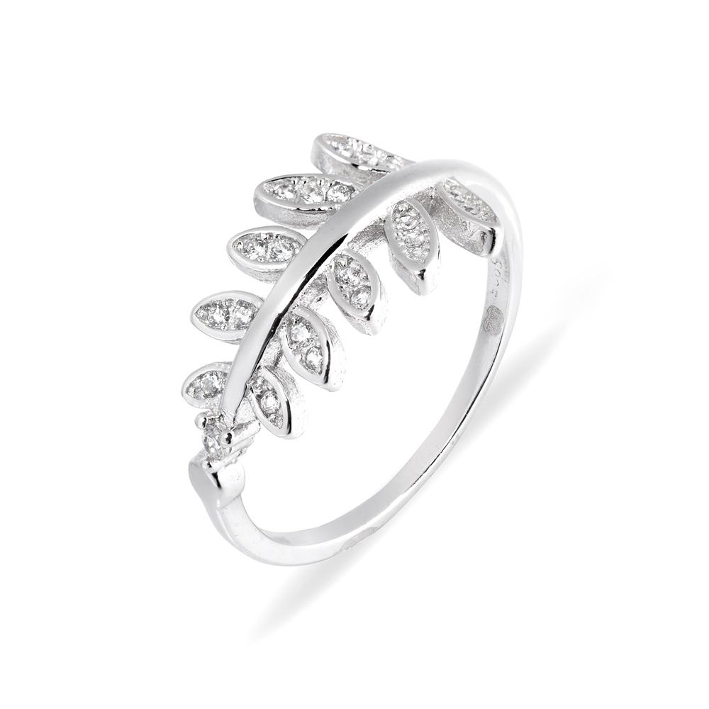 pierścionki ze srebra