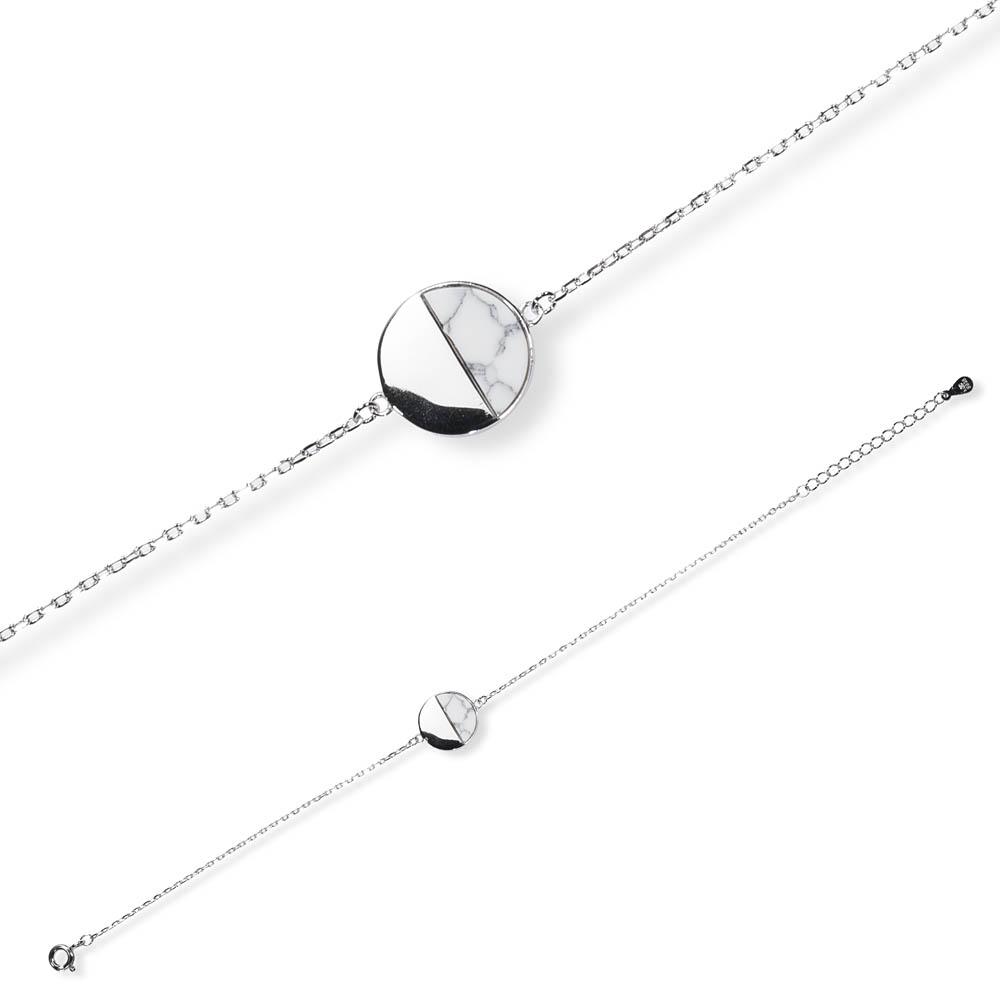 srebrne bransoletki - producent biżuterii